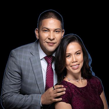 Anthony and Lucelia - Novarise Invest